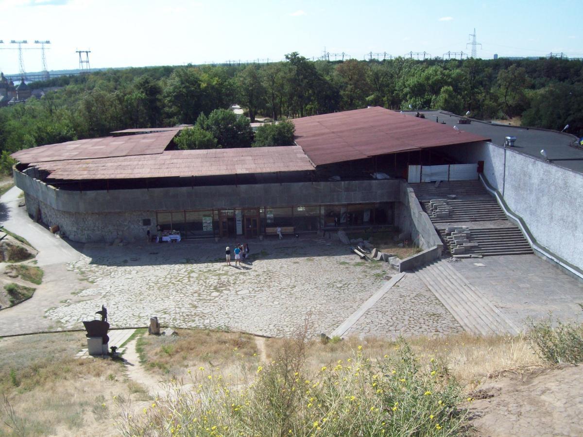 Стало известно, как может преобразиться музей истории Запорожского казачества на Хортице - ФОТО