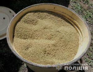 Сельский наркобарон: у жителя Запорожской области изъяли 4 килограмма марихуаны - ФОТО