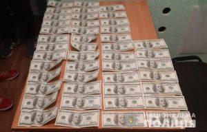 Запорожские правоохранители задержали двоих наркоторговцев с чужим паспортом и пачкой долларов - ФОТО, ВИДЕО