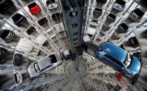 Запорожцы в прошлом месяце накупили автомобилей на 8 миллионов долларов