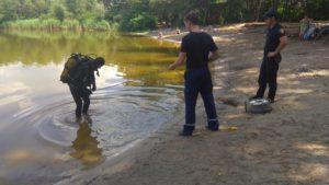У Запорізькій області в прогулянковому каналі потонув чоловік
