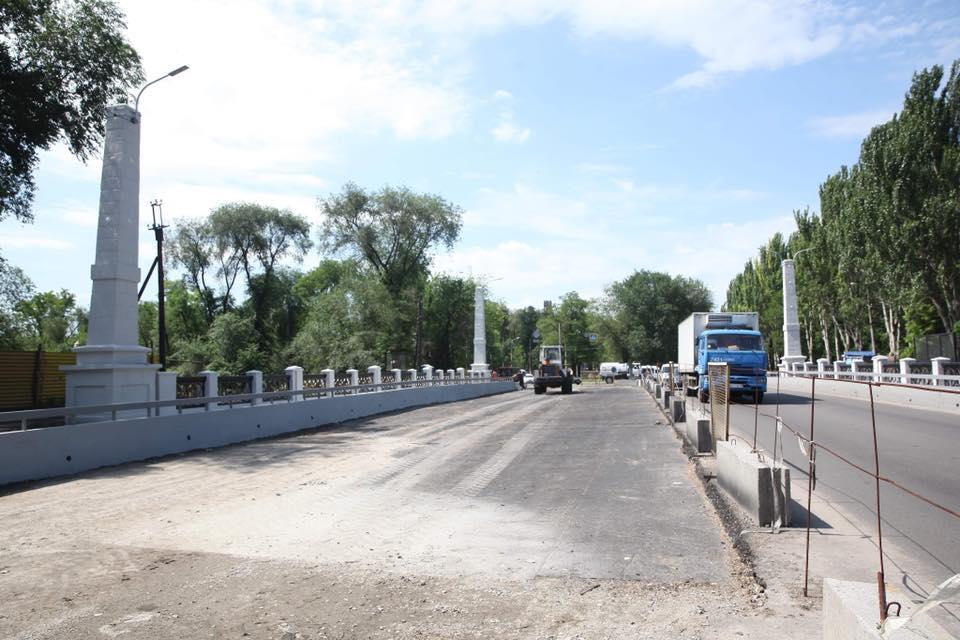 Реконструкция путепровода на Металлургов: когда завершат работы и как он выглядит сейчас - ФОТО