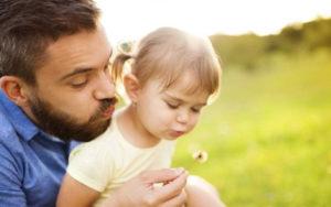 В Україні вперше офіційно святкують День батька