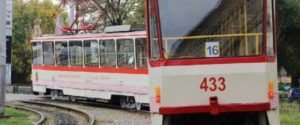 В Запорожье не будут закрывать трамвайный маршрут №16