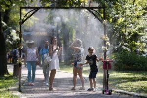 У Запоріжжі синоптики прогнозують спекотну погоду