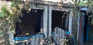 У Запорізькій області сталася смертельна пожежа