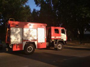 У Запоріжжі під час пожежі загинула жінка – ФОТО