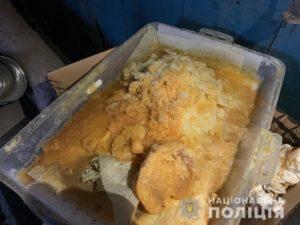 В Запорожье «накрыли» нарколабораторию с метадоном на 12 миллионов гривен – ФОТО, ВИДЕО