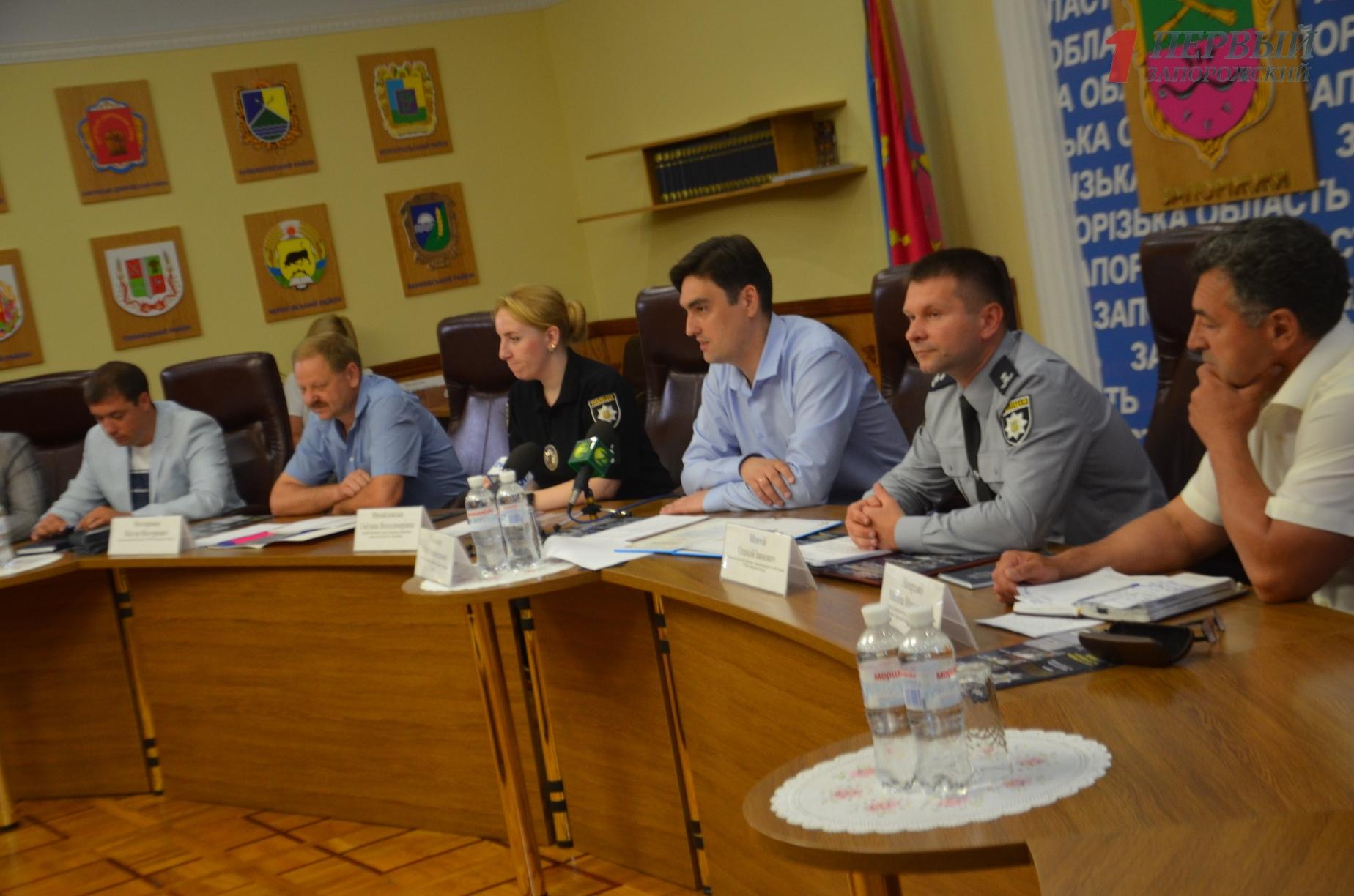 В Запорожской области недобор в Нацполицию составляет почти 50%