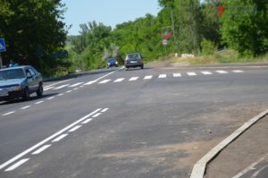 Турки закінчили ремонтувати дорогу