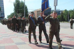 У Запоріжжі 70 військовослужбовців урочисто прийняли присягу на площі Героїв - ФОТО, ВІДЕО