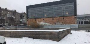 В Запорожье коммерсанты изъявили желание приватизировать участок перед