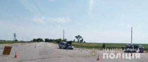 В Запорожской области столкнулись две легковушки: среди пострадавших есть ребенок - ФОТО