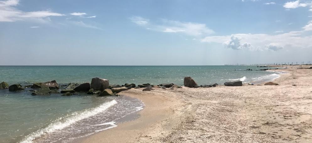 У Запоріжжі суд відібрав у комунального підприємства ділянку землі на березі Азовського моря