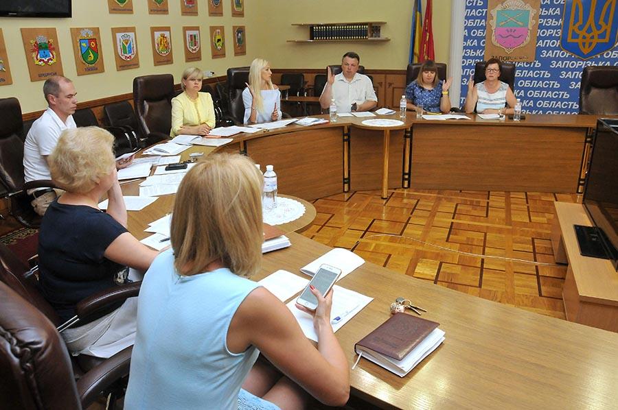 Запорожские депутаты планируют рассмотреть антикоррупционную программу на ближайшей сессии облсовета
