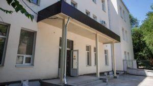 Реконструкцию амбулатории в Шевченковском районе Запорожья обещают завершить осенью – ФОТО