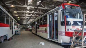 У Запоріжжі на лінію вийде восьмий трамвай місцевого виробництва