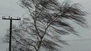 Зливи, град і шквальний вітер: запоріжців попереджають про погіршення погодних умов