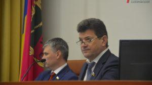 Володимир Буряк відкрив останню сесію перед канікулами