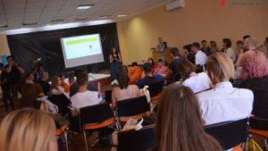 В Запорожье собрались активисты из разных регионов Украины, чтобы подискутировать на «Урбанистическом форуме» - ФОТО