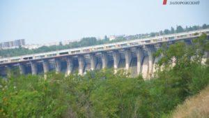 В Запорожье плотину ДнепроГЭСа могут передать на баланс города для проведения реконструкции
