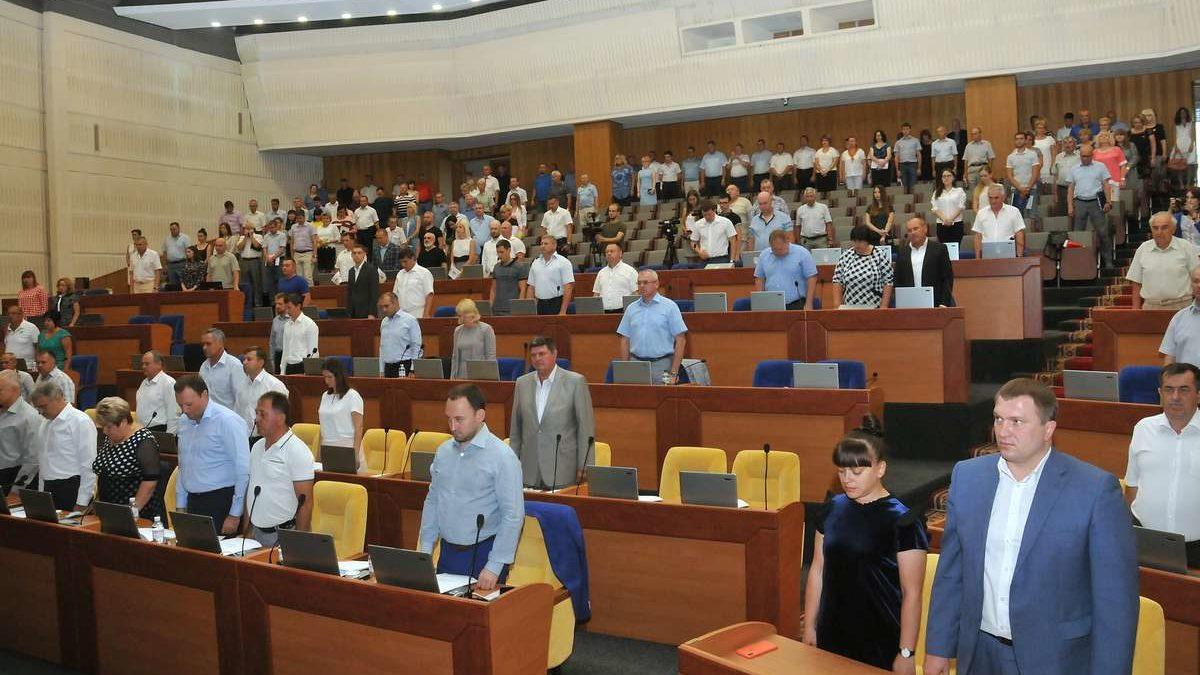 У Запоріжжі на сесії облради прийняли Антикорупційну программу
