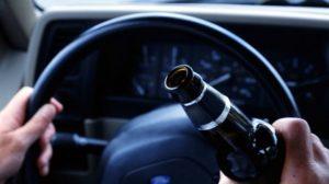 Сів за кермо п'яним і врізався в паркан: запорізький суд оштрафував та позбавив прав водія