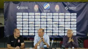 «Город сыграл немаловажную роль»: новый тренер «Зари» рассказал о Запорожье, планах команды и шансе для молодежи