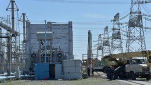 На Запорізькій АЕС почали ремонтувати розподільний пристрій і шунтуючий реактор