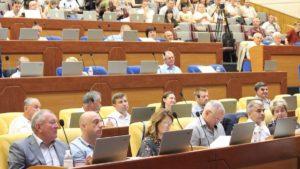 Депутаты Запорожского областного совета приняли изменения в бюджет