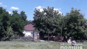 У Запорізькій області пенсіонер проломив череп своєму сусідові