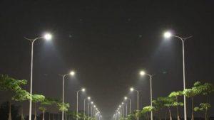 В Запорожье выделят дополнительно миллион гривен на освещение улиц