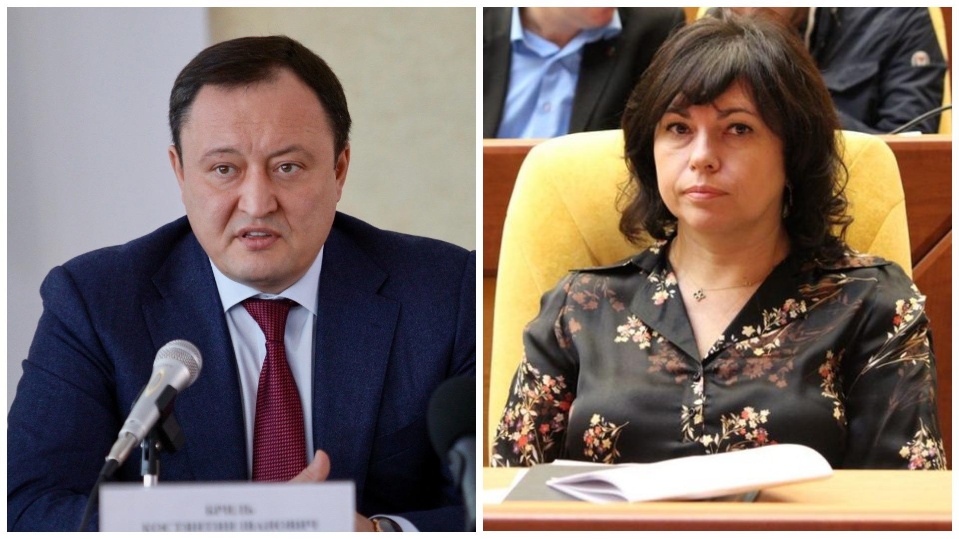 Зеленский назначил временно исполняющую обязанности главы Запорожской облгосадминистрации