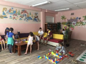 В Запорожской области инспекторы наведались с проверкой в детские лагеря