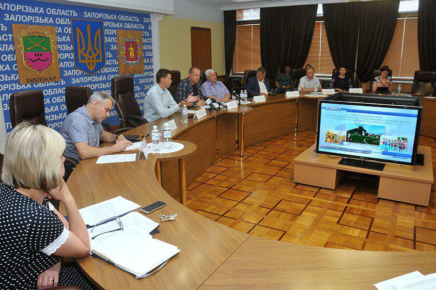 В Запорожском областном совете хотят открыть 9 новых коммунальных учреждений на базе детских спортивных школ