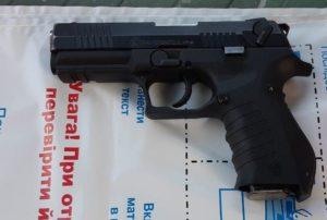 У жителя курортной Кирилловки нашли тротиловую шашку и пистолет – ФОТО