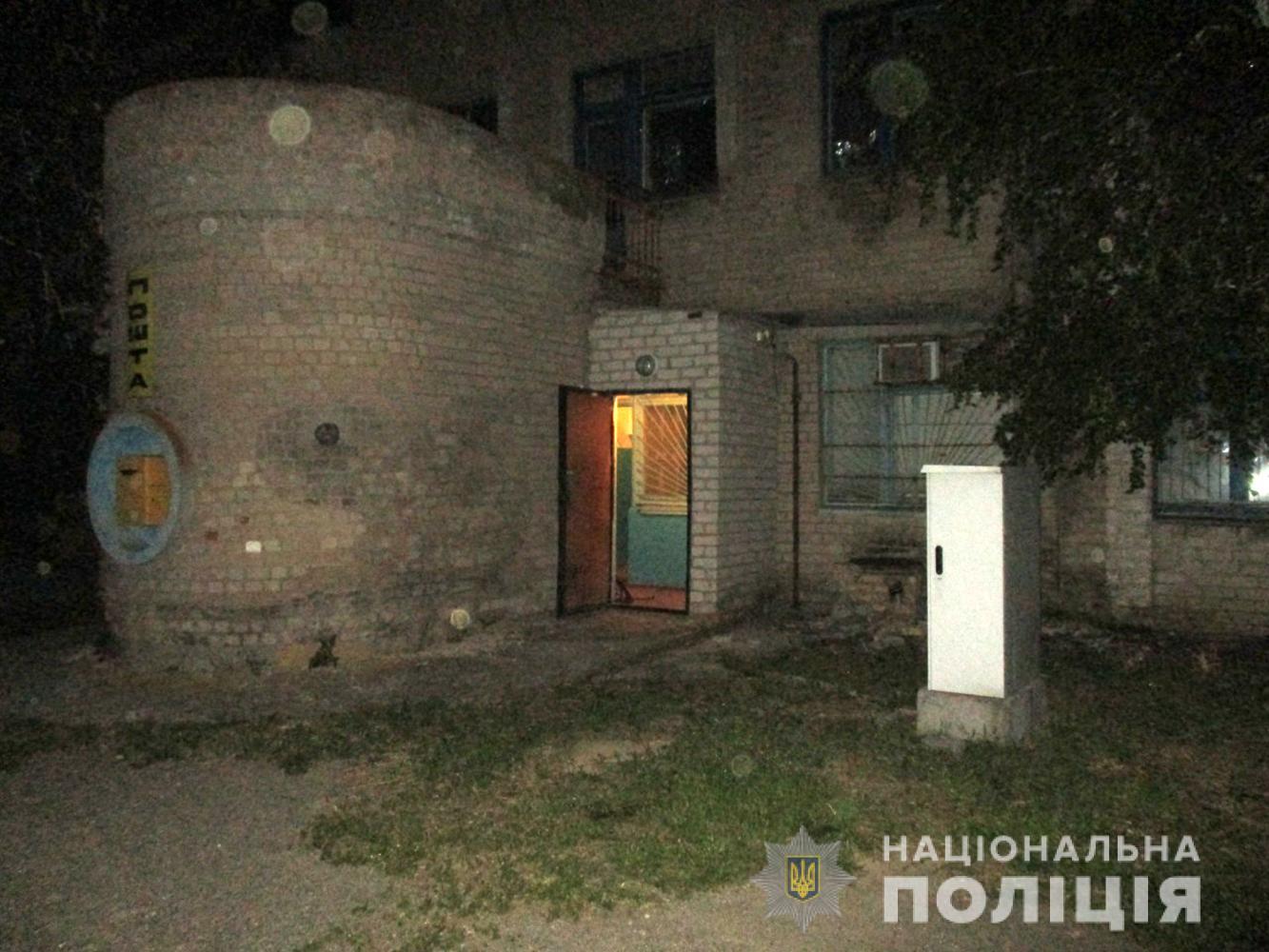 В Запорожской области злоумышленники взломали помещение телефонной станции и похитили добро «Укртелекома» - ФОТО