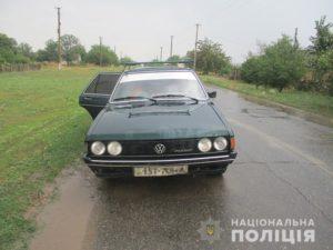 У Запорізькій області водій легковика збив двох дівчаток - ФОТО