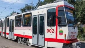 У Запоріжжі тимчасово обмежать рух трамвайного маршруту