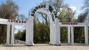 У Запоріжжі відбулися громадські слухання з реконструкції Центрального парку культури і відпочинку «Дубовий Гай»