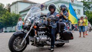 Завтра у Запоріжжі по центральному проспекту пройде «Мотопробіг Єдності»