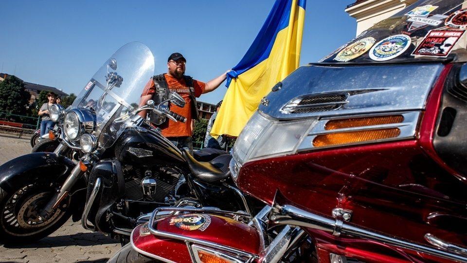 Байкери з усієї України з'їдуться до Запоріжжя на «Мотопробіг Єдності 2019»