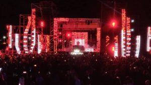 Запорізький фестиваль ZOUND Festival зібрав тисячі любителів електронної музики - ФОТО