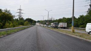 У Запоріжжі відкрили рух на шляхопроводі на трасі «Харків - Сімферополь» - ФОТО