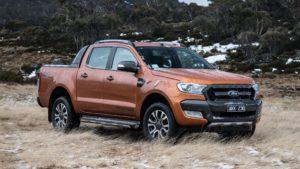 В Запорожье дорожные чиновники будут проверять ремонты на пикапах Ford Ranger