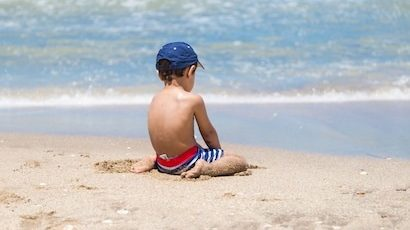 На запорізькому курорті загубився п'ятирічний хлопчик - ФОТО