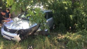 Невдалий обгін: в Запорізькій області зіткнулися два автомобілі - ФОТО