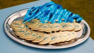 Запорожские паралимпийцы получили степендии от президента