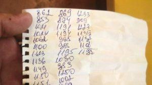 У Бердянську член виборчої комісії переписувала номери відривних талонів - ФОТО, ВІДЕО