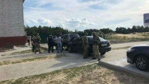 У Запорізькій області затримали на хабарі директора держлісгоспу - ФОТО